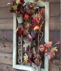 windowframe,autumn piks