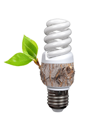 energy saving light-bulb