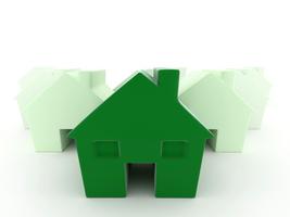 green house, green home