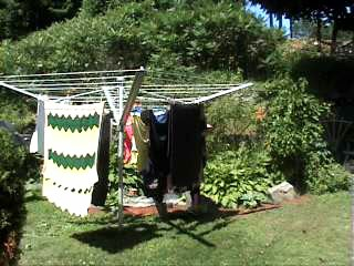 clothesline,home clothesline,drying laundry