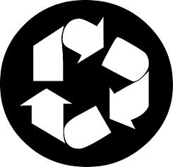 recycled material symbol