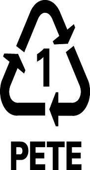 plastic resin symbol