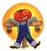 Pumpkinhead Scarecrow