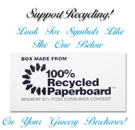 paperboard symbol