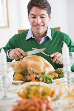 Turkey dinner is the best