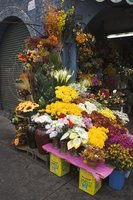 Make Dried Flower Wreaths From Bouquets