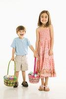 kids love Easter