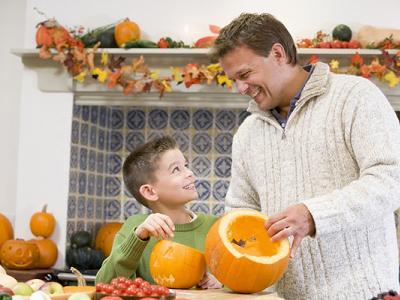 Halloween Dad
