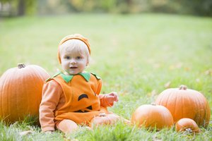 Preserve Baby's First Halloween Costume