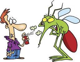 Spray bugs